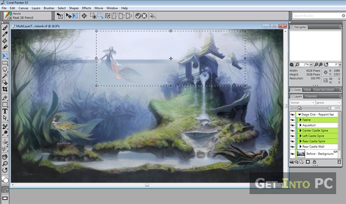 corel painter x3 free download
