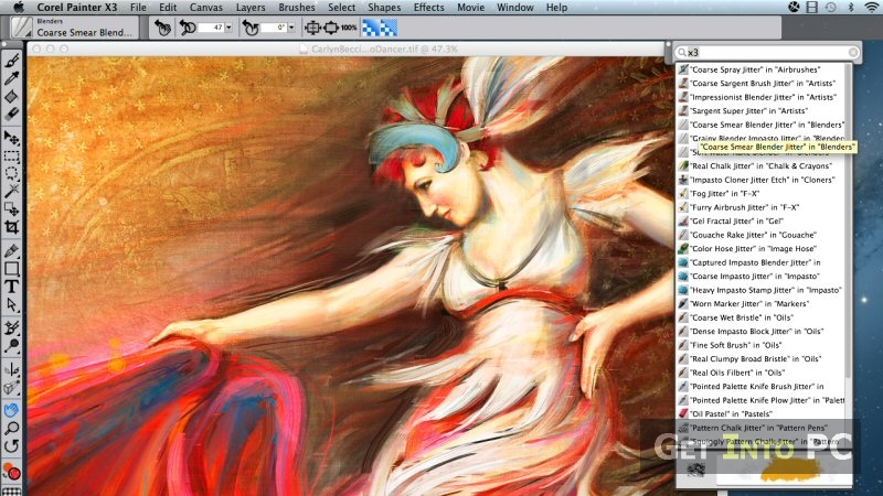 download corel painter x3 free
