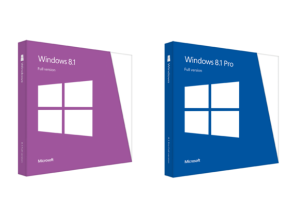 windows 8.1 vs windows 8