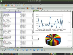 LibreOffice Free Download calc