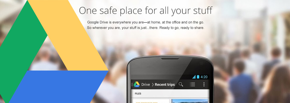 Google Drive security