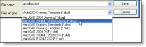 supports dwg files