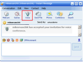 How to Use Yahoo Messenger for voice conference