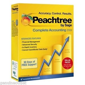 Peachtree 2009 Free Download