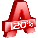 Alcohol 120% Free Download