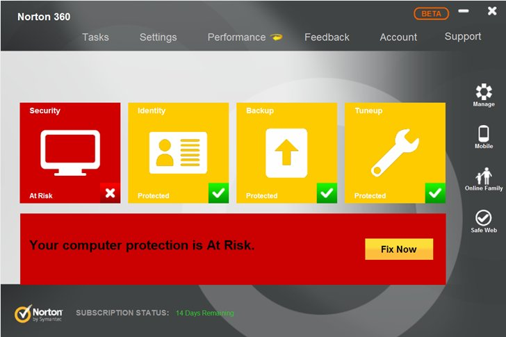 norton antivirus free download for windows 7 32 bit
