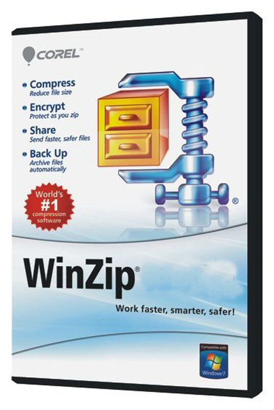 Winzip free download.