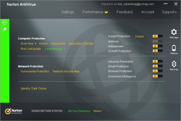Norton Antivirus Setup Download
