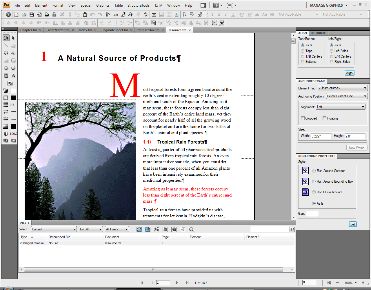 FrameMaker Free Download