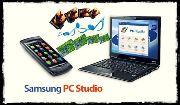 Samsung PC Studio features