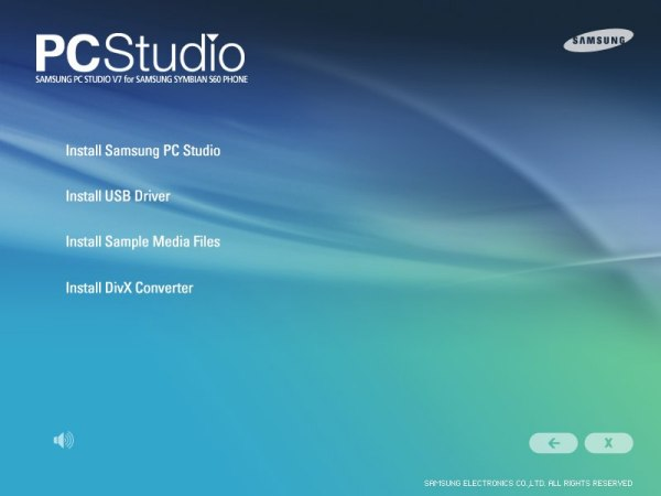 Download Samsung PC Suite