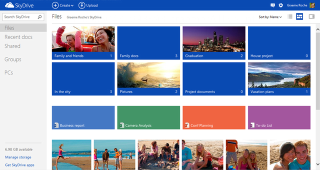SkyDrive Free Download