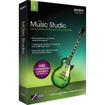 Sony Acid Music Studio