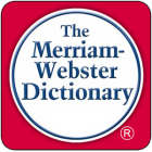 Merrium Webster DIctionary Logo