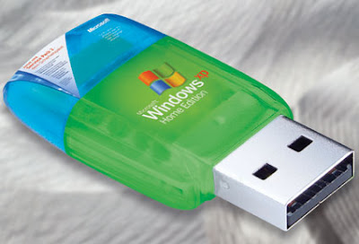 windows on usb stick