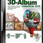 3D Album Commercial Suite Cover