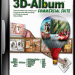 3D Album Commercial Suite Free Download
