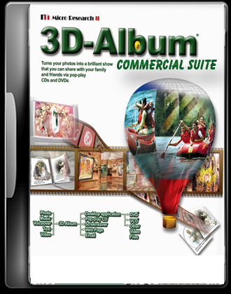 3D-Album Creative Center 4