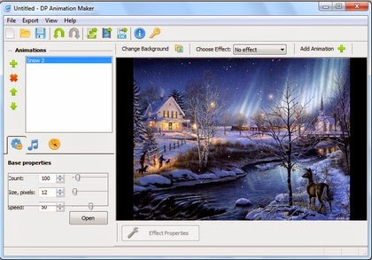 DP Animation Maker Free Download setup