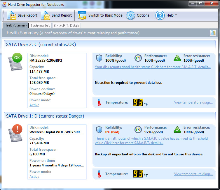 Hard Drive Inspector Professional Download