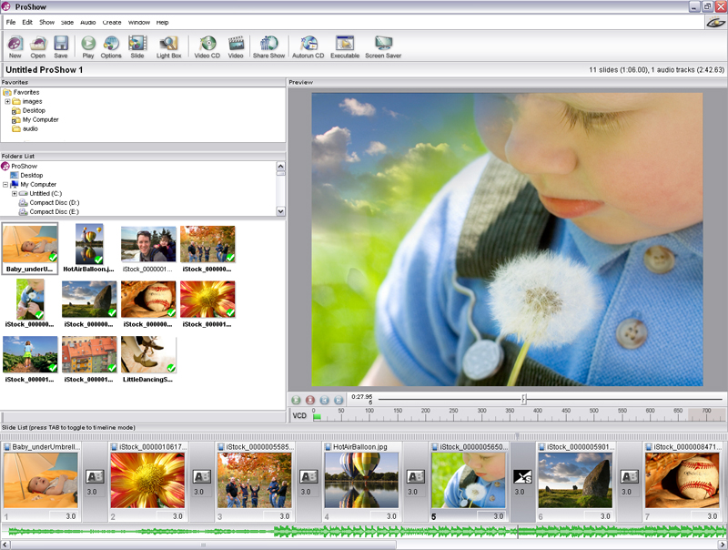 ProShow Gold Free Download software