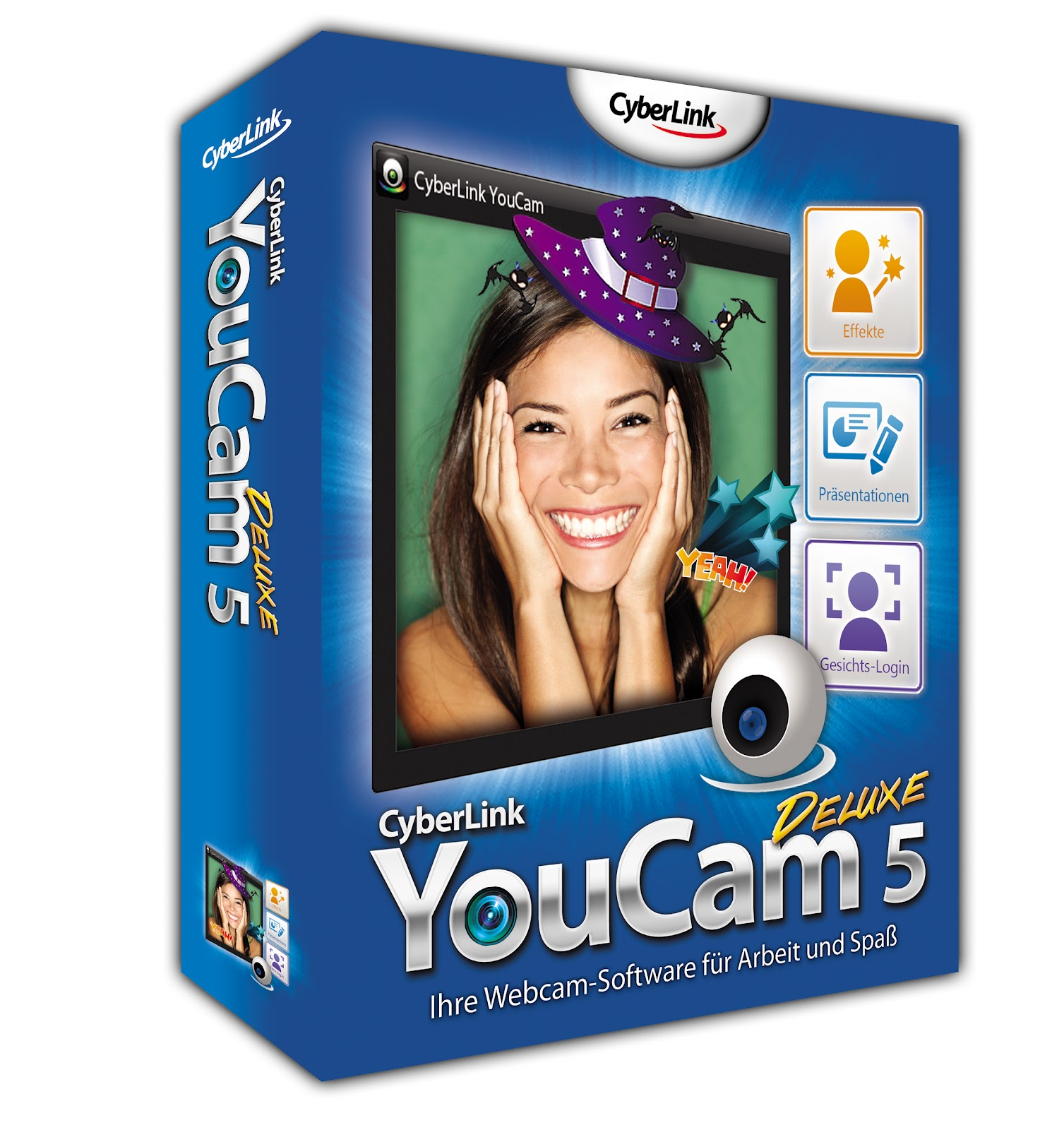 Download CyberLink YouCam