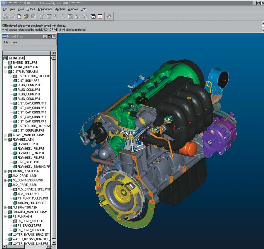 Pro Engineer WildFire 5 download free