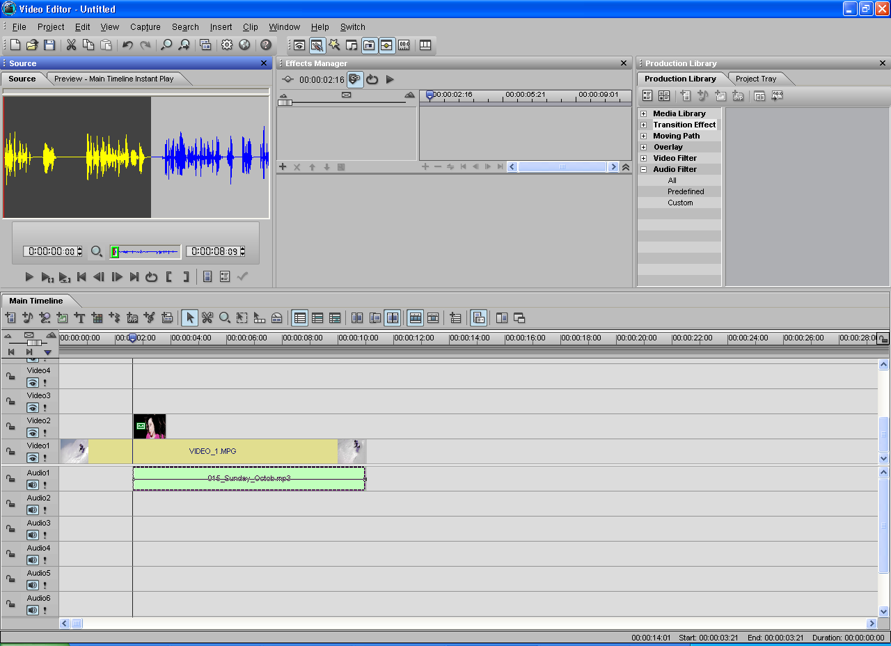 Ulead MediaStudio Pro 7 Download Free