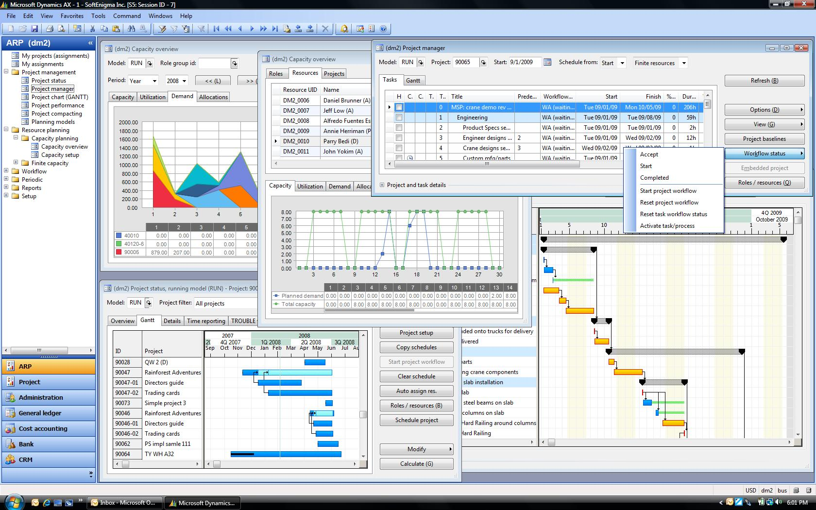 Microsoft Dynamics AX 2012 Free Download
