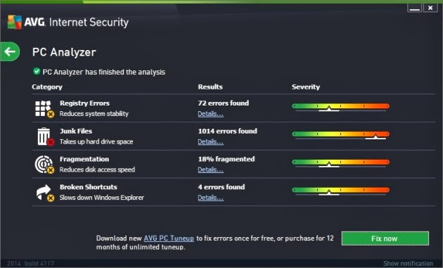 AVG Internet Security 2014 Download 32 bit 64 bit free