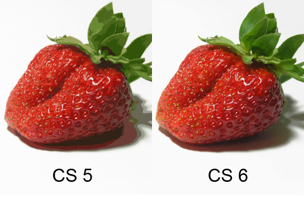 Adobe Illustrator CS6 Features