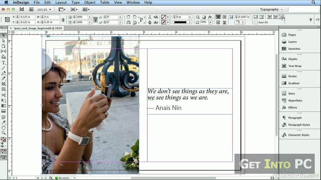 Adobe InDesign CS6 Free