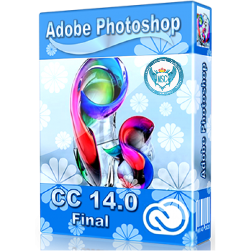 Adobe PhotoshopCC Cover