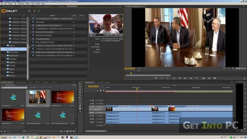 premiere pro video editor free download