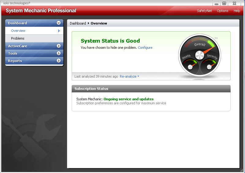 Download System Mechanic Professional Free