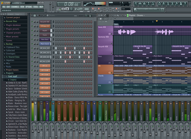 fl studio 11 crack only free