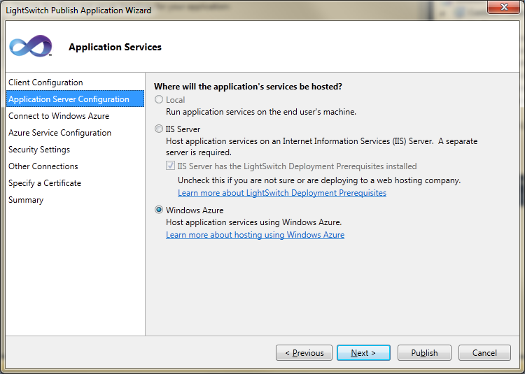 Visual Studio LightSwitch 2011 Download Free