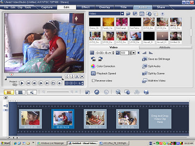 Ulead Video Studio 12 Free Download setup