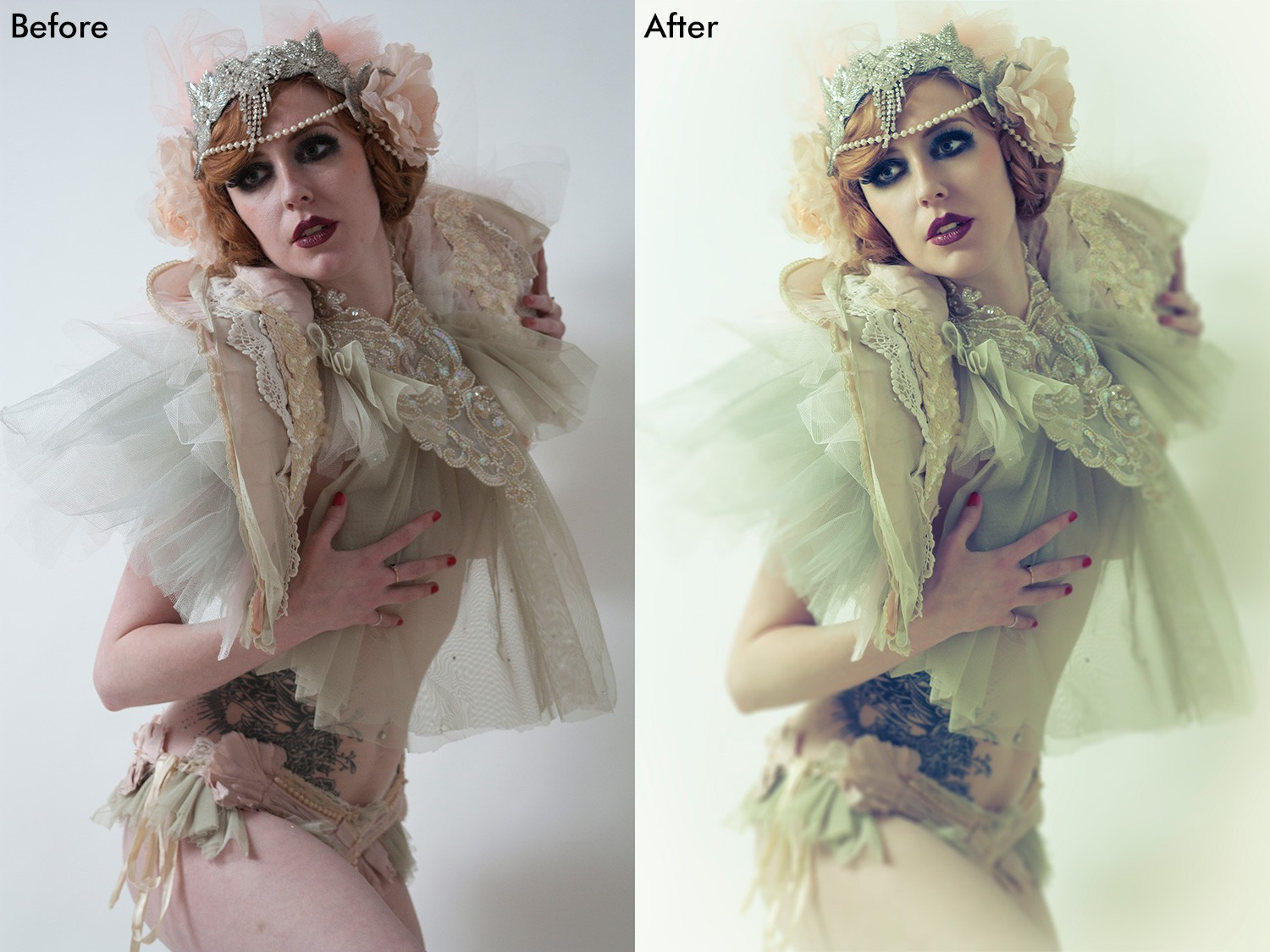 Photoshop CC Before and After