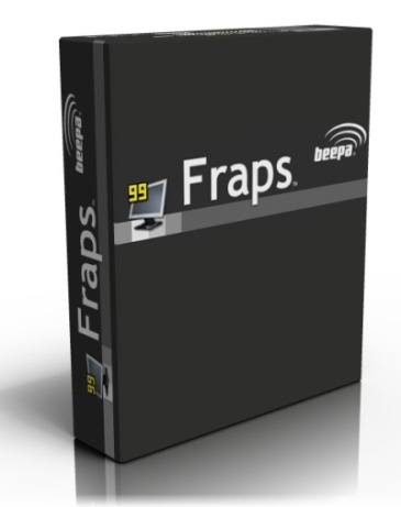 fraps software cover