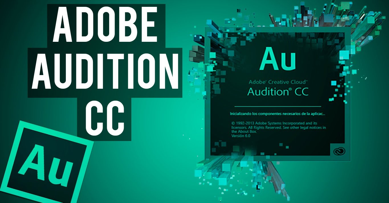Adobe Audition CC Free setup