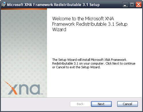 XNA Framework Download Free