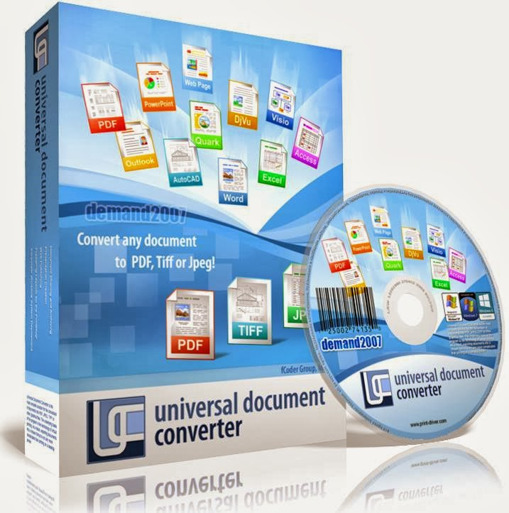 Download Universal Document Converter Free