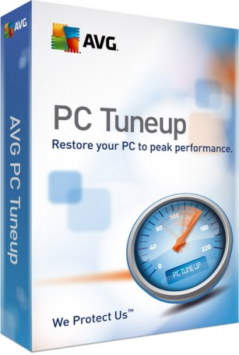 AVG PC TuneUp 2013 Free download