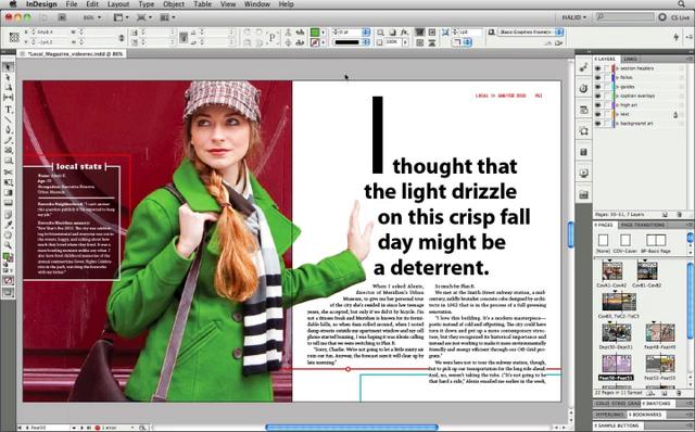 Adobe InDesign CC 9.2 Download