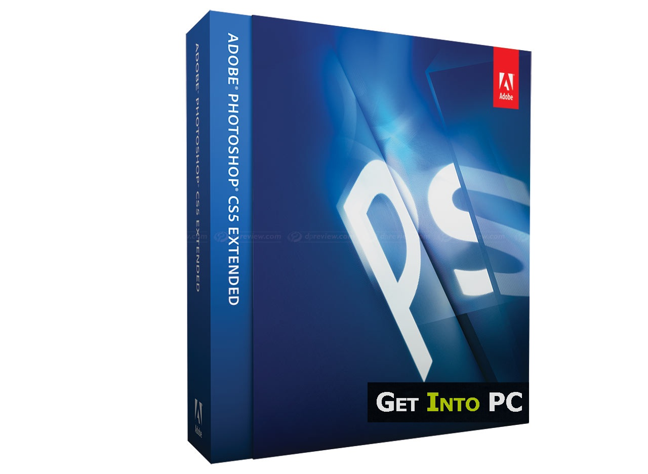 Adobe Photoshop CS5 Features