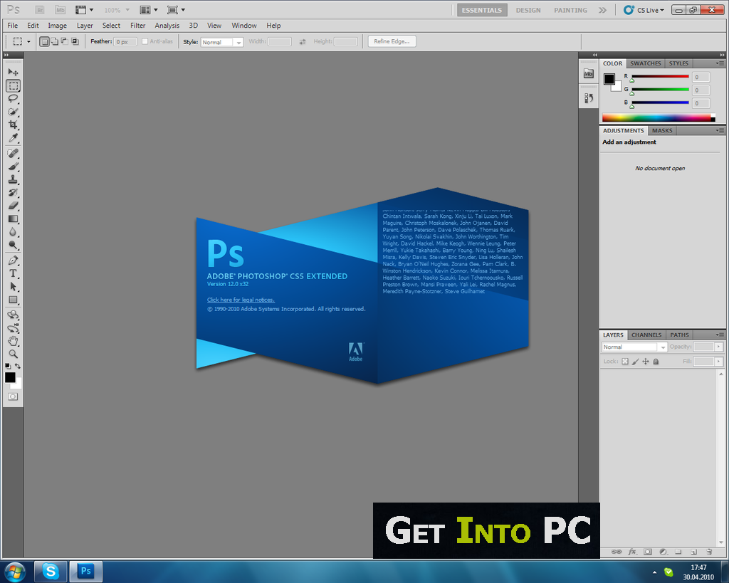 free download photoshop full version with crack