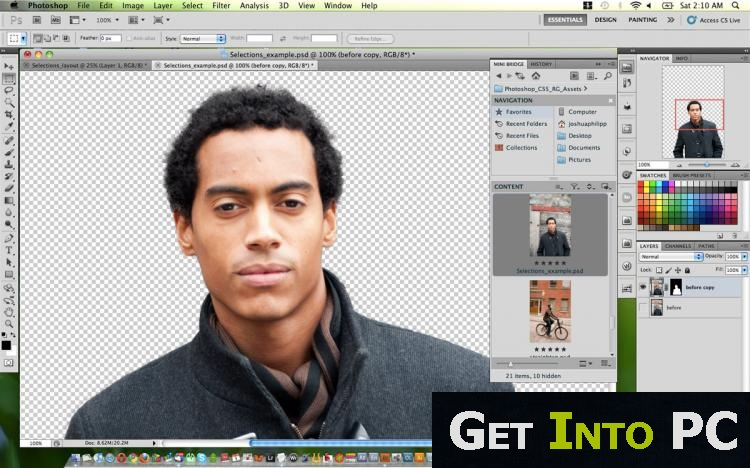 Adobe Photoshop CS5 Setup Free Download