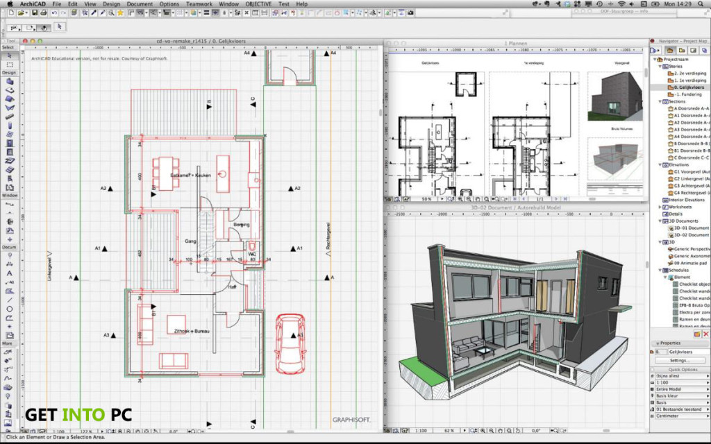 free download archicad 16 full version