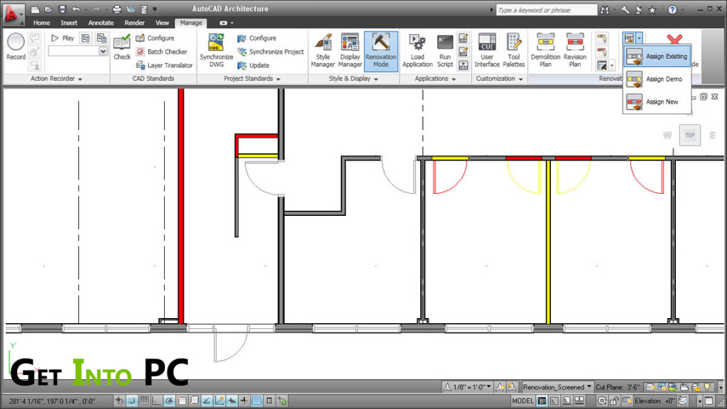 AutoCAD Architecture 2014 Features